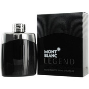 Men - MONT BLANC LEGEND EDT SPRAY 3.4 OZ