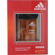 Men - ADIDAS MOVES PULSE EDT SPRAY 1 OZ
