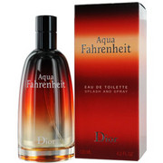 Men - AQUA FAHRENHEIT EDT SPRAY 4.2 OZ
