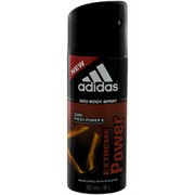 Men - ADIDAS EXTREME POWER DEODORANT BODY SPRAY 5 OZ
