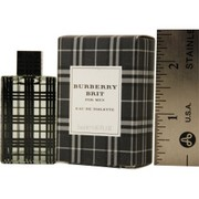 Men - BURBERRY BRIT EDT .16 OZ MINI