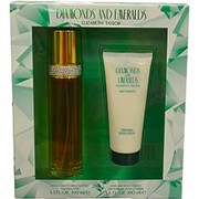 Women - DIAMONDS & EMERALDS EDT SPRAY 3.3 OZ & BODY LOTION 3.3 OZ