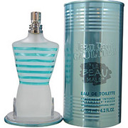 Men - JEAN PAUL GAULTIER LE BEAU MALE EDT INTENSELY FRESH SPRAY 4.2 OZ