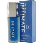 Men - INTIMATE BLUE EDT SPRAY 3.4 OZ