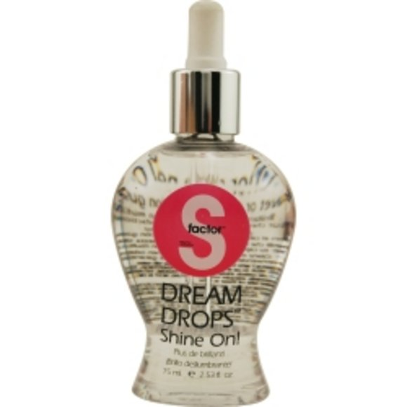 Tigi Women Tigi S Factor Dream Drops Shine On 2.5 Oz
