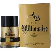 Men - AB SPIRIT MILLIONAIRE EDT SPRAY 3.4 OZ