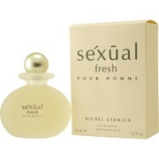 Men - SEXUAL FRESH EDT SPRAY 4.2 OZ