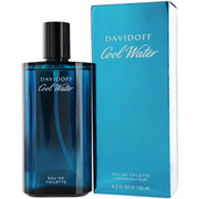 Men - COOL WATER EDT SPRAY 4.2 OZ