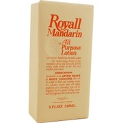 Men - ROYALL MANDARIN ORANGE AFTERSHAVE LOTION COLOGNE 8 OZ