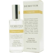 Women - DEMETER GINGERALE COLOGNE SPRAY 4 OZ