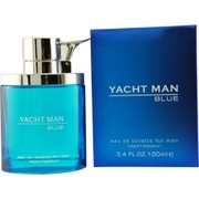 Men - YACHT MAN BLUE EDT SPRAY 3.4 OZ
