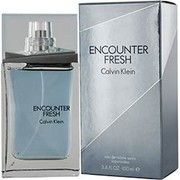Men - ENCOUNTER FRESH CALVIN KLEIN EDT SPRAY 3.4 OZ