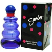 Women - SAMBA EDT SPRAY 3.4 OZ