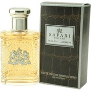 Men - SAFARI EDT SPRAY 4.2 OZ