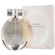 Calvin Klein - CALVIN KLEIN SHEER BEAUTY EDT SPRAY 3.4 OZ