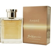 Men - BALDESSARINI AMBRE EDT SPRAY 3 OZ
