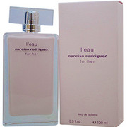 Women - NARCISO RODRIGUEZ L'EAU FOR HER EDT SPRAY 3.4 OZ