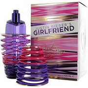 Women - GIRLFRIEND BY JUSTIN BIEBER EAU DE PARFUM SPRAY 3.4 OZ