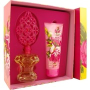 Women - BETSEY JOHNSON EAU DE PARFUM SPRAY 3.4 OZ & BODY LOTION 6.7 OZ