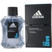 Men - ADIDAS ICE DIVE EDT SPRAY 3.4 OZ (DEVELOPED WITH ATHLETES)