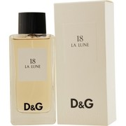 Women - D & G 18 LA LUNE EDT SPRAY 3.3 OZ