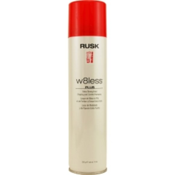Rusk Women Rusk W8less Plus Extra Strong Hold Shaping & Control Hair
