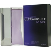 Paco Rabanne - ULTRAVIOLET EDT SPRAY 3.4 OZ