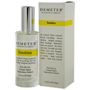 Women - DEMETER SUNSHINE COLOGNE SPRAY 4 OZ