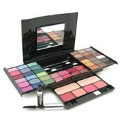 Women - Cameleon MakeUp Kit G2327 ( 2x Powder, 36x Eyeshadows, 4x Blusher, 1xMascara, 1xEye Pencil, 8x Lip Gloss, 4x Applicators ) ---