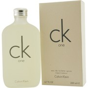 Women - CK ONE EDT SPRAY 6.7 OZ