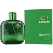 Men - LACOSTE EAU DE LACOSTE L.12.12 VERT EDT SPRAY 3.4 OZ