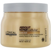 Women - L'OREAL SERIE EXPERT ABSOLUT REPAIR CELLULAR MASQUE 16.9 OZ (PACKAGING MAY VARY)