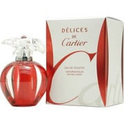 Women - DELICES DE CARTIER EDT SPRAY 3.4 OZ