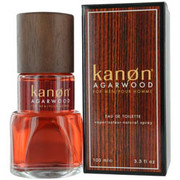 Men - KANON AGARWOOD EDT SPRAY 3.3 OZ