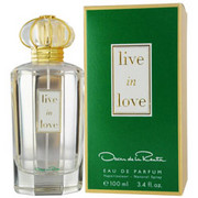Women - OSCAR DE LA RENTA LIVE IN LOVE EAU DE PARFUM SPRAY 3.4 OZ