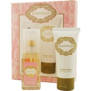 Women - CHANTILLY COLOGNE SPRAY 1 OZ & BODY LOTION 2 OZ