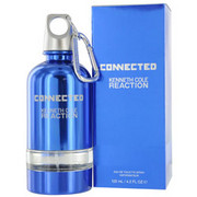 Men - KENNETH COLE REACTION CONNECTED EDT SPRAY 4.2 OZ