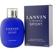 Men - LANVIN L'HOMME SPORT EDT SPRAY 3.3 OZ