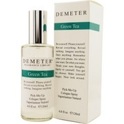 Women - DEMETER GREEN TEA COLOGNE SPRAY 4 OZ