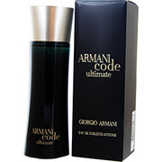 Men - ARMANI CODE ULTIMATE EDT INTENSE SPRAY 2.5 OZ