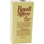 Men - ROYALL SPYCE AFTERSHAVE LOTION COLOGNE 8 OZ