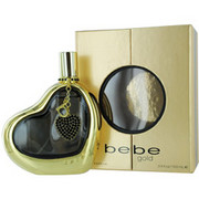 Women - BEBE GOLD EAU DE PARFUM SPRAY 3.4 OZ