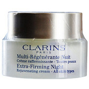 Women - Clarins New Extra-Firming Night Rejuvenating Cream - All Skin Types --50ml/1.7oz