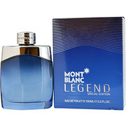 Men - MONT BLANC LEGEND EDT SPRAY 3.4 OZ (SPECIAL EDITION BOTTLE)