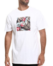 The Skate Shop - Box Logo Fill Waikiki Tee