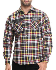 Men - Scotty L/S Button-Down