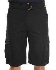 Akademiks - Herringbone twill shorts
