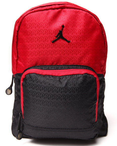 789dbd34ad3c Air Jordan Boys 365 Mini Elite Backpack Red