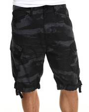 Shorts - Rovic Loose Wave Bermuda