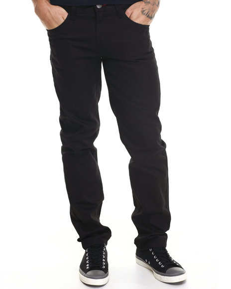 Enyce Black New Tradition Twill Pants